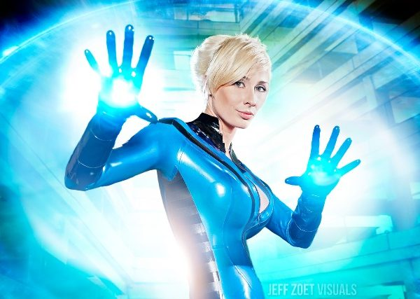 Fantastic Four: πως να ντυθείς Invisible Woman