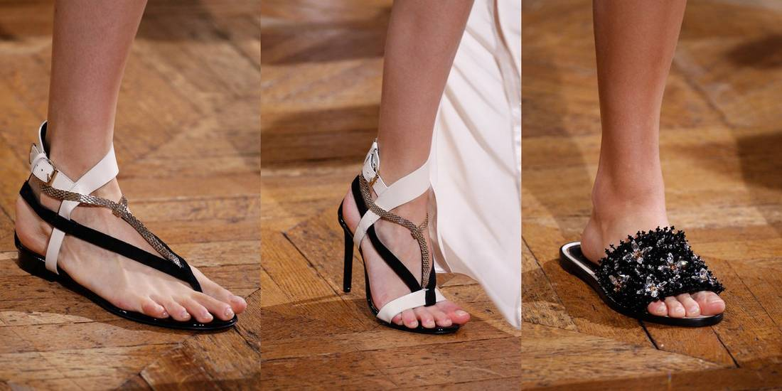 bb59be09119 Παπούτσια Άνοιξη 2017: Τα trends από το Fashion Week στο Παρίσι