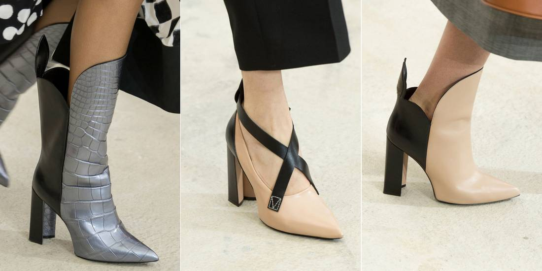 e0b737c5400 Louis Vuitton παπούτσια άνοιξη/καλοκαίρι 2017. Παπούτσια Άνοιξη 2017: Τα  trends από το Fashion Week στο Παρίσι