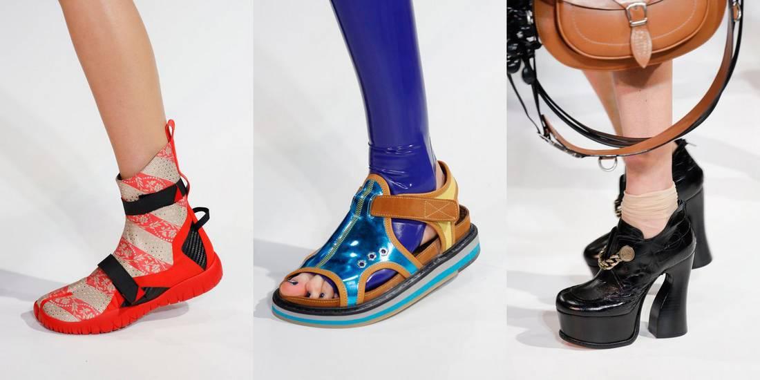 Maison Margiela Παπούτσια Άνοιξη 2017  Τα trends από το Fashion Week στο  Παρίσι 5f04ea10777