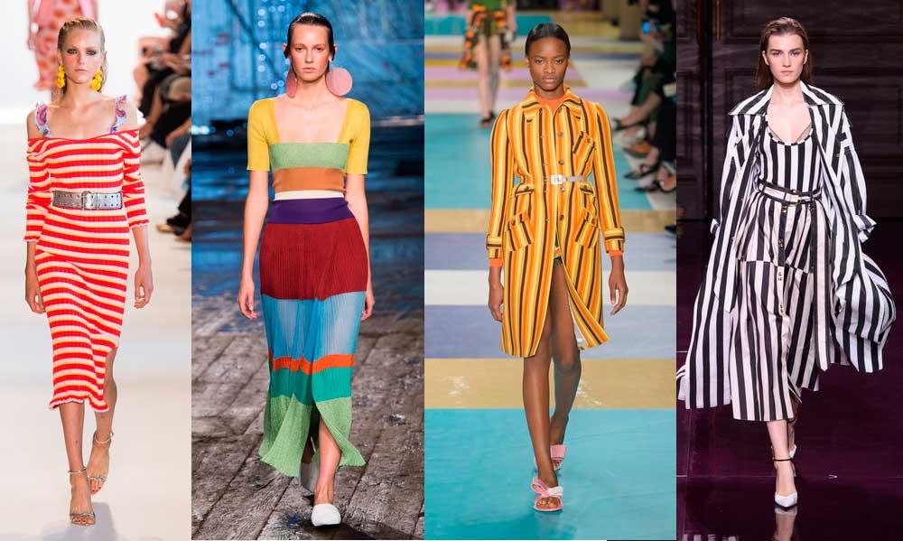9dc0f075e4bb Fashion Week Trends  Μόδα Άνοιξη Καλοκαίρι 2017