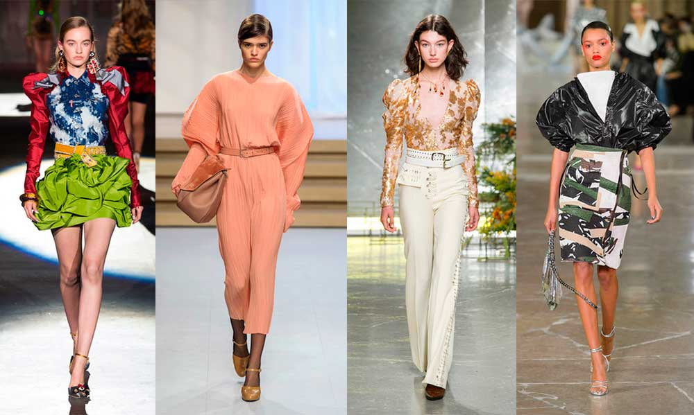 f3b488f63e5 Fashion Week Trends: Μόδα Άνοιξη Καλοκαίρι 2017   womanoclock.gr