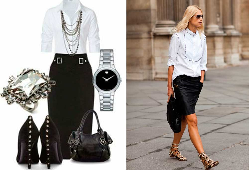 06a2fced2fe 12 Τρόποι να Φορέσεις το Άσπρο Πουκάμισο | WomanOclock