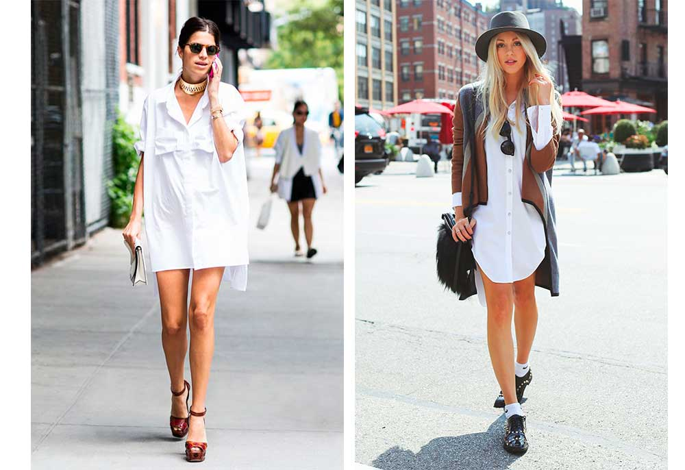 9de6db3b79ef Πως να φορέσεις το άσπρο πουκάμισο με 12 διαφορετικούς τρόπους (pics)