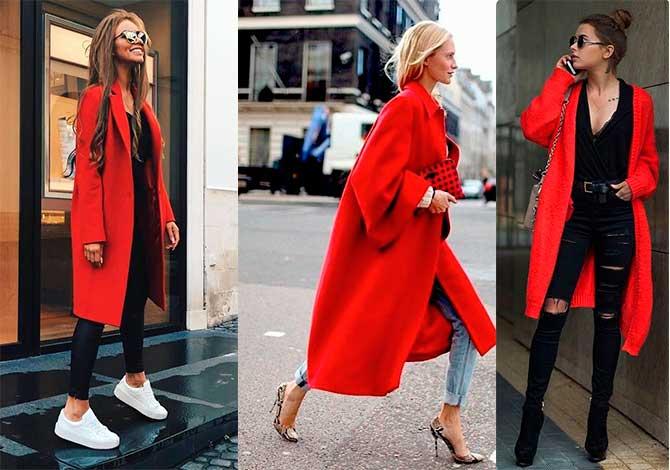 1fa6e2daaa9 10 Τρόποι να εντάξεις το Κόκκινο χρώμα στα δικά σου outfits
