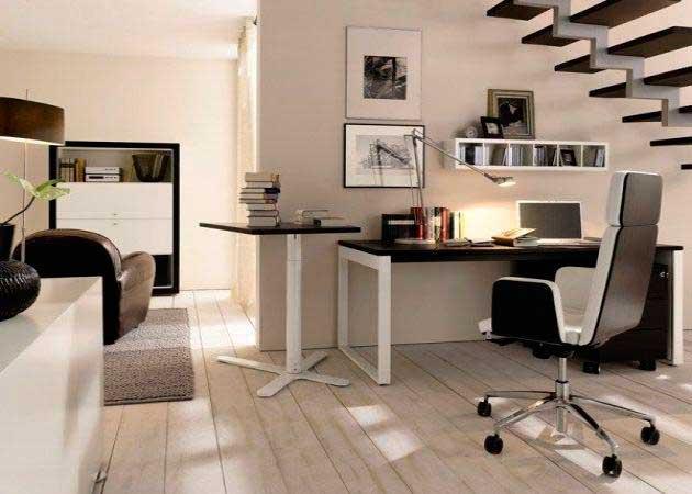 Κάντε δημιουργικό τον χώρο του γραφείου στο σπίτι σας