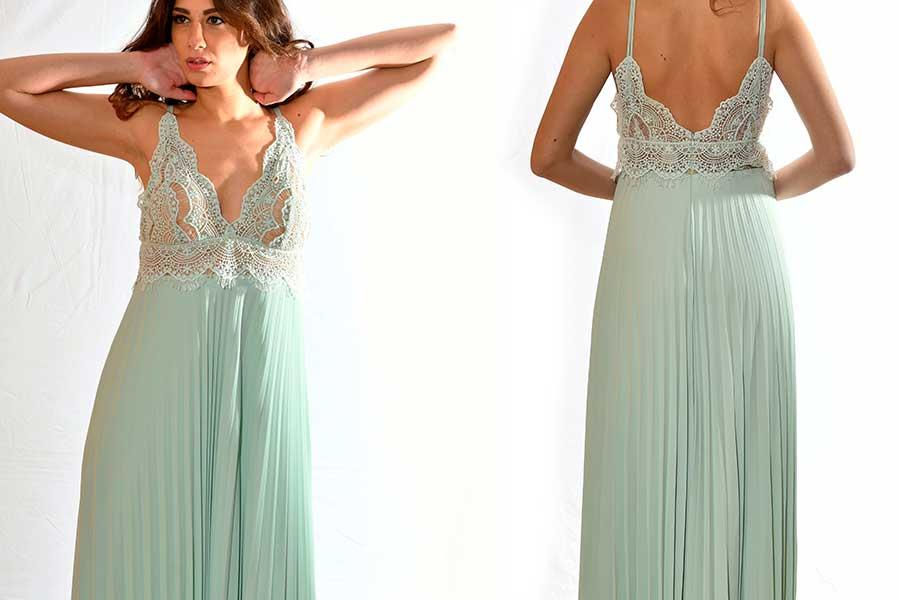 Φορέματα για Γάμο ή Βάπτιση  6 επιλογές για Όμορφες Κουμπάρες Νονές 092a988a060
