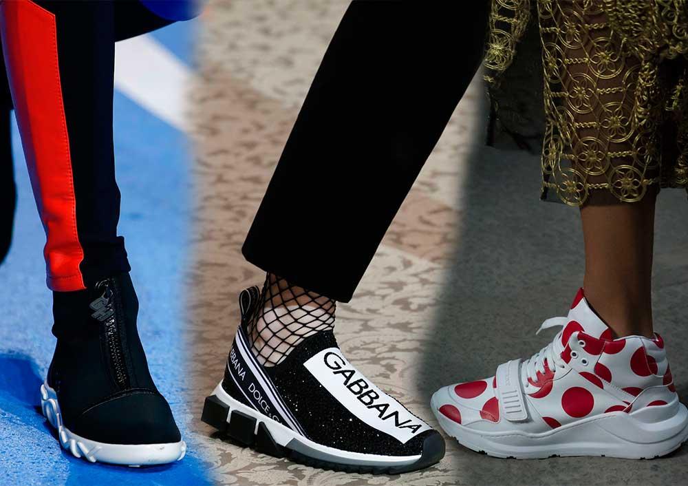 Τα Παπούτσια που θα Φορεθούν Φθινόπωρο Χειμώνα 2018-2019 7fff0aed600