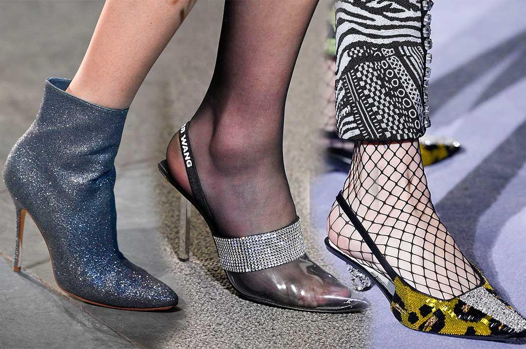4ea654b5036 Τα Παπούτσια που θα Φορεθούν Φθινόπωρο/Χειμώνα 2018-2019