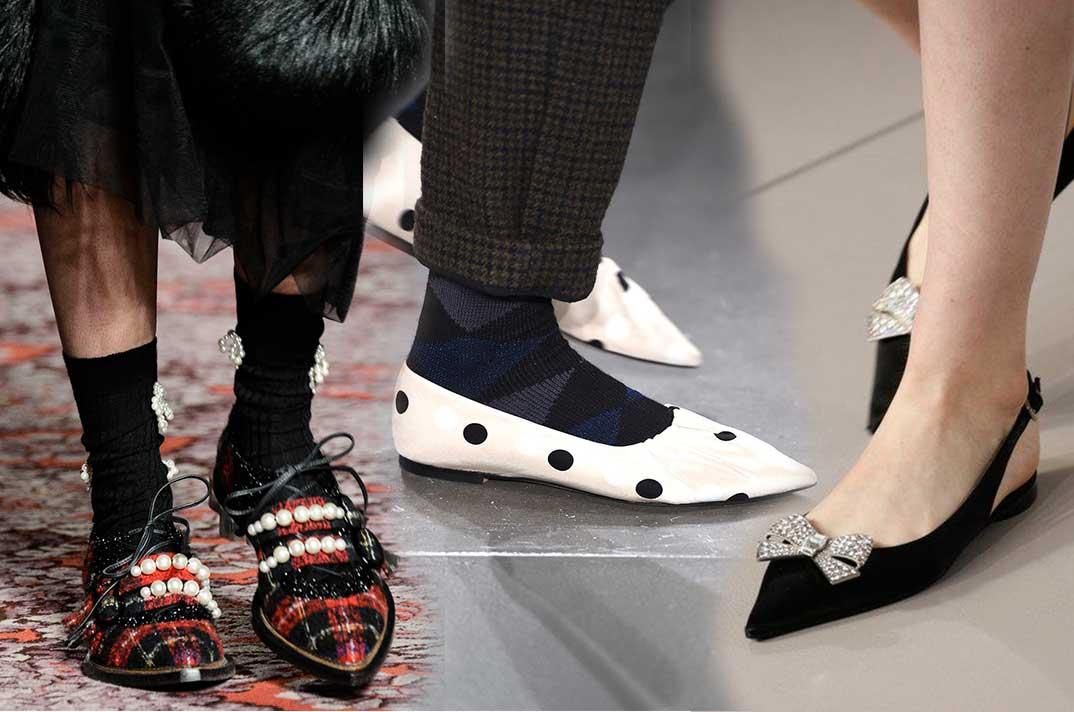 Τα Παπούτσια που θα Φορεθούν Φθινόπωρο Χειμώνα 2018-2019 7af5e0a33f9