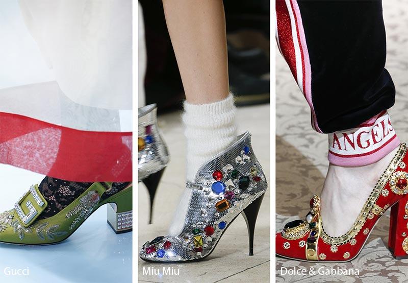 Τα Παπούτσια που θα Φορεθούν Φθινόπωρο Χειμώνα 2018-2019 5f5019342df