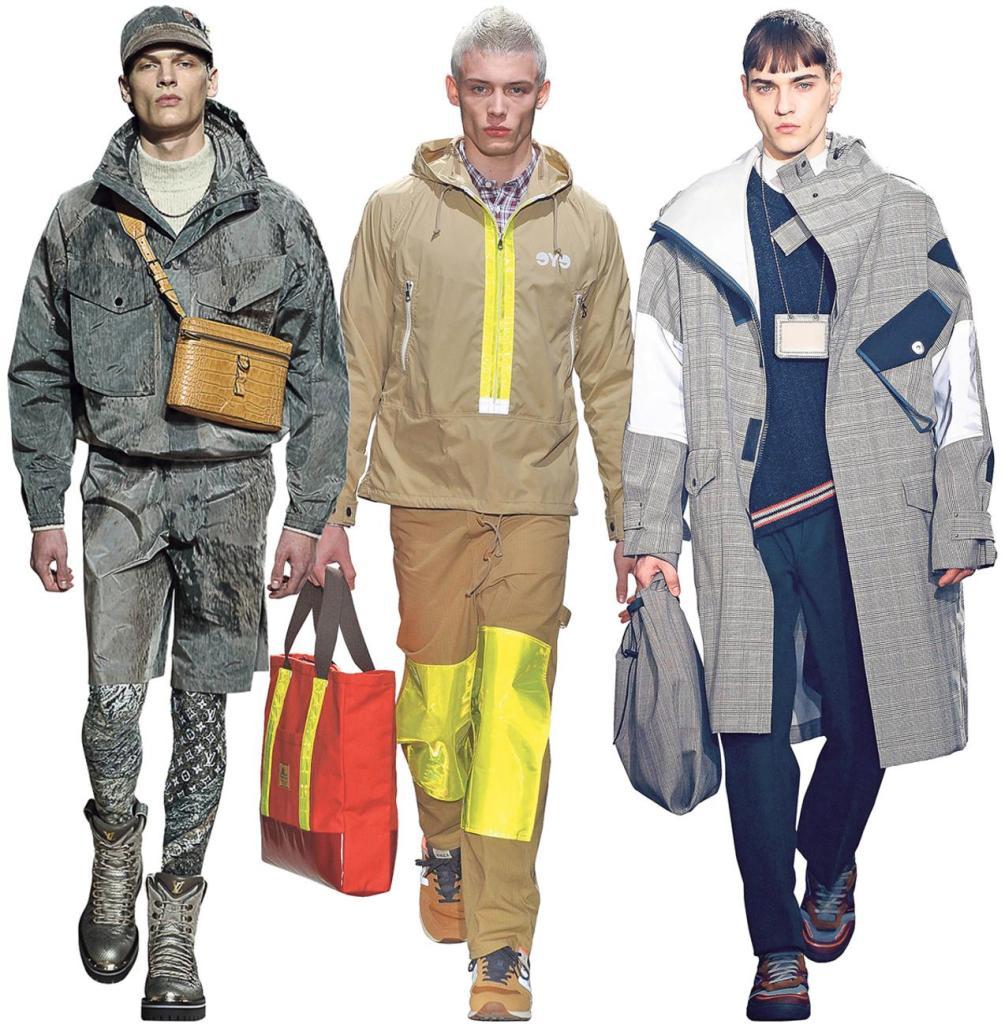 Ανδρική μόδα χειμώνας 2019  Δείτε πρώτοι τα πιο stylish outfits ... faad95cde93