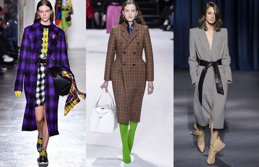 Οι τάσεις στα γυναικεία Παλτό φθινόπωρο χειμώνας 2018 2019. Τι θα ... fba6b064cc8